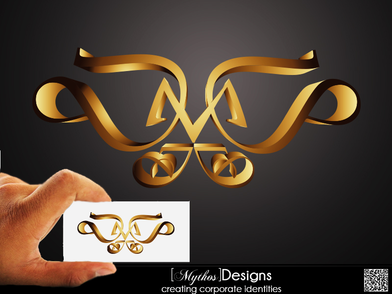 Logo Design by Mythos Designs - Entry No. 16 in the Logo Design Contest Unique Logo Design Wanted for Mouhajer International Design.