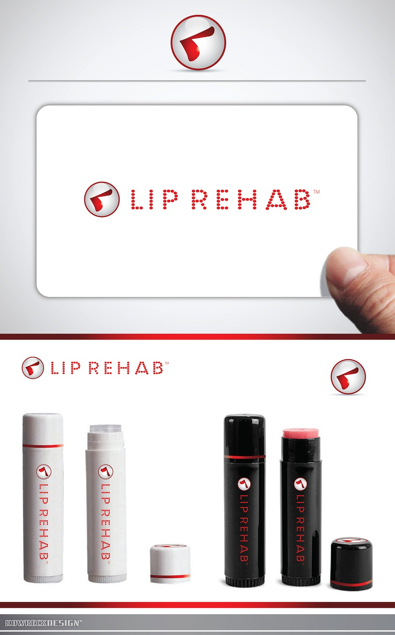 Logo Design by kowreck - Entry No. 93 in the Logo Design Contest Creative Logo Design for Lip Rehab.