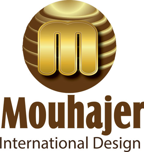 Logo Design by Mohamed Sheikh - Entry No. 17 in the Logo Design Contest Unique Logo Design Wanted for Mouhajer International Design.