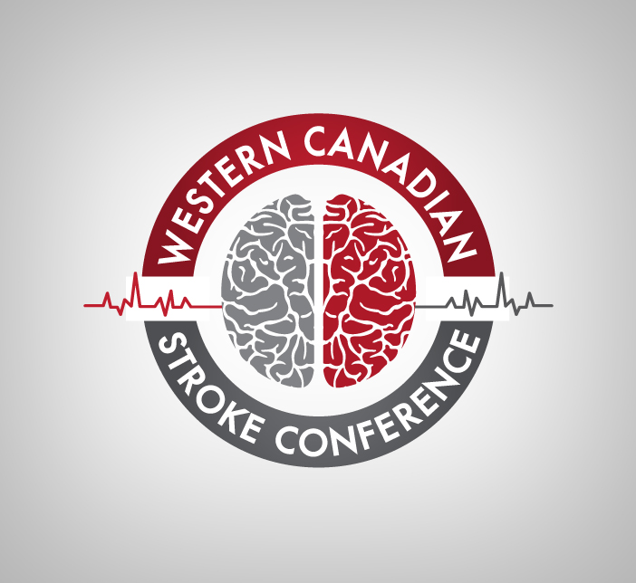 Logo Design by nausigeo - Entry No. 6 in the Logo Design Contest Artistic Logo Design for Western Canadian Stroke Conference.