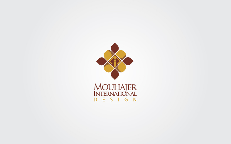 Logo Design by Private User - Entry No. 19 in the Logo Design Contest Unique Logo Design Wanted for Mouhajer International Design.