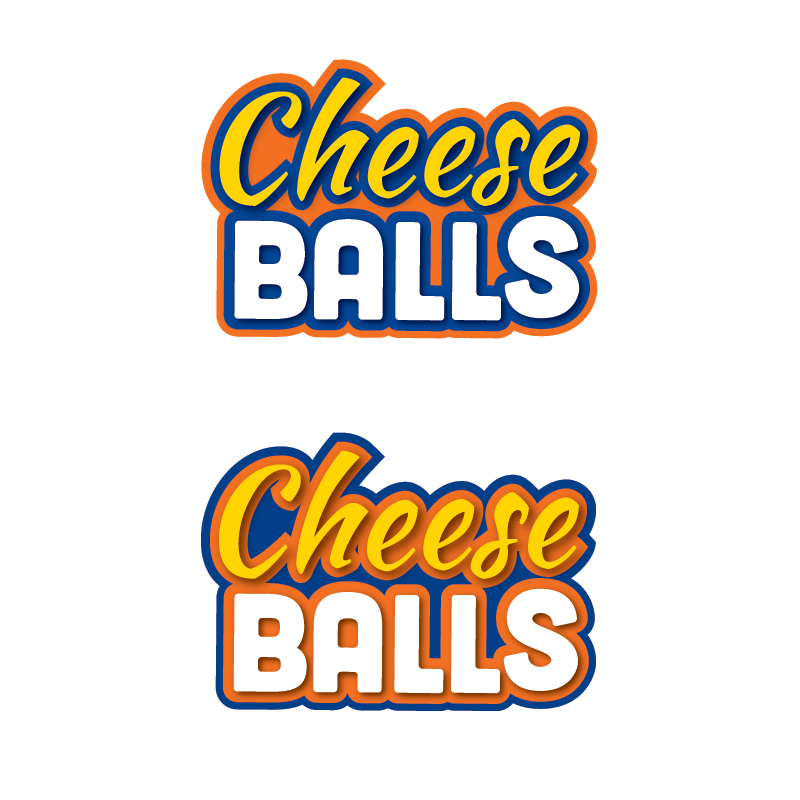 Logo Design by Dimitris Koletsis - Entry No. 29 in the Logo Design Contest Imaginative Logo Design for Cheese Balls.