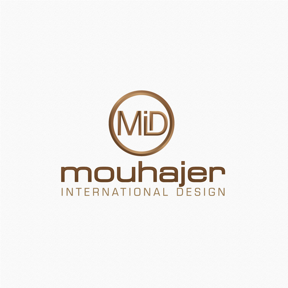 Logo Design by rockin - Entry No. 25 in the Logo Design Contest Unique Logo Design Wanted for Mouhajer International Design.