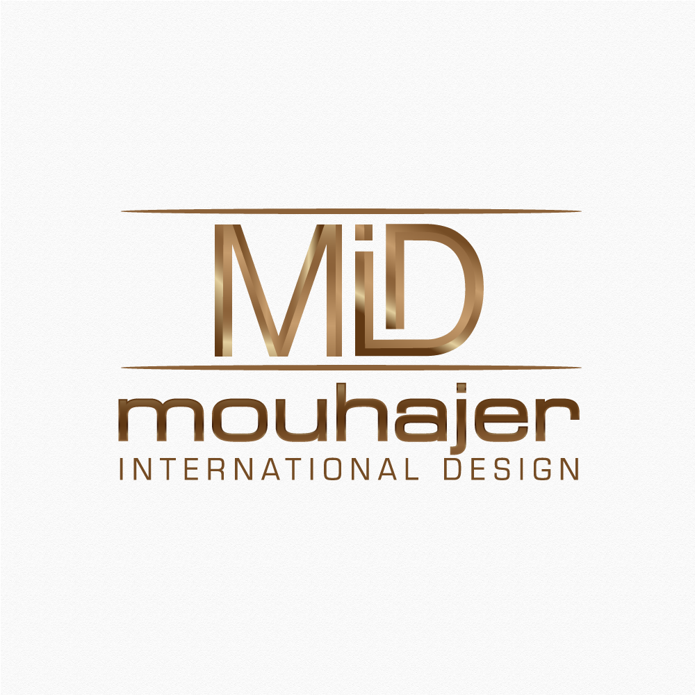 Logo Design by rockin - Entry No. 26 in the Logo Design Contest Unique Logo Design Wanted for Mouhajer International Design.