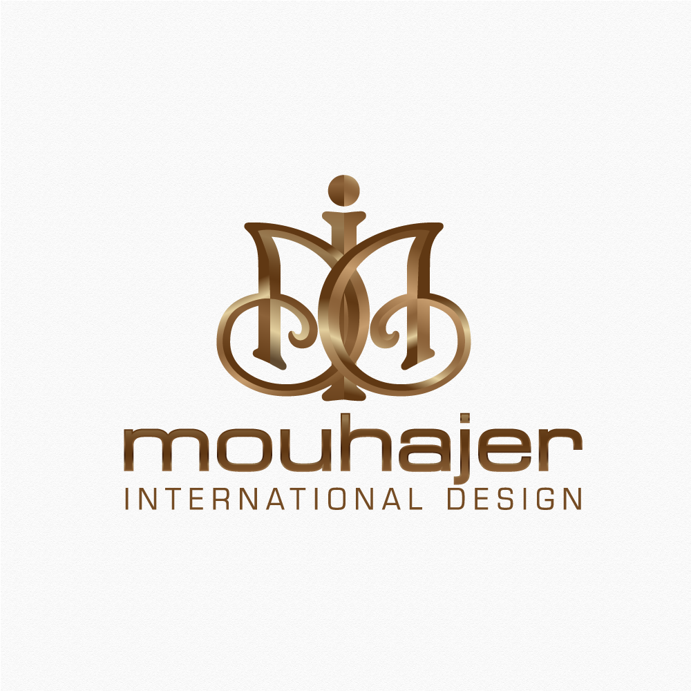 Logo Design by rockin - Entry No. 27 in the Logo Design Contest Unique Logo Design Wanted for Mouhajer International Design.