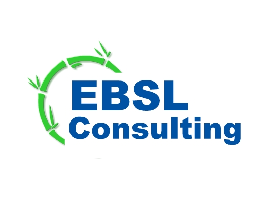 Logo Design by Ismail Adhi Wibowo - Entry No. 16 in the Logo Design Contest EBSL Consulting Logo Design.