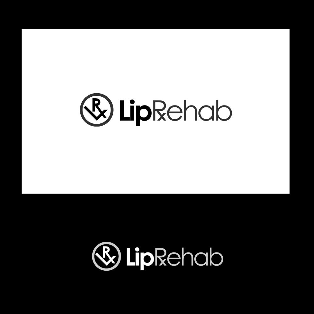 Logo Design by omARTist - Entry No. 101 in the Logo Design Contest Creative Logo Design for Lip Rehab.