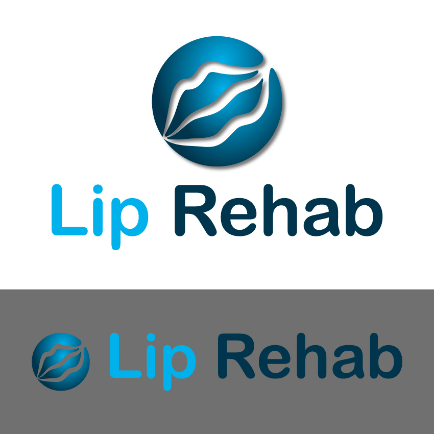 Logo Design by Kalinoe - Entry No. 104 in the Logo Design Contest Creative Logo Design for Lip Rehab.