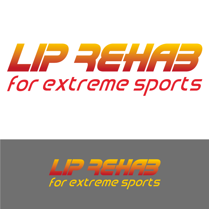 Logo Design by Kalinoe - Entry No. 105 in the Logo Design Contest Creative Logo Design for Lip Rehab.