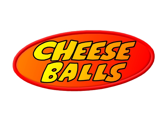 Logo Design by Ismail Adhi Wibowo - Entry No. 33 in the Logo Design Contest Imaginative Logo Design for Cheese Balls.