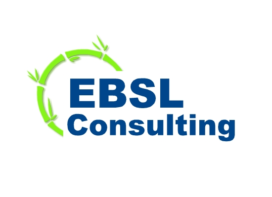 Logo Design by Ismail Adhi Wibowo - Entry No. 17 in the Logo Design Contest EBSL Consulting Logo Design.
