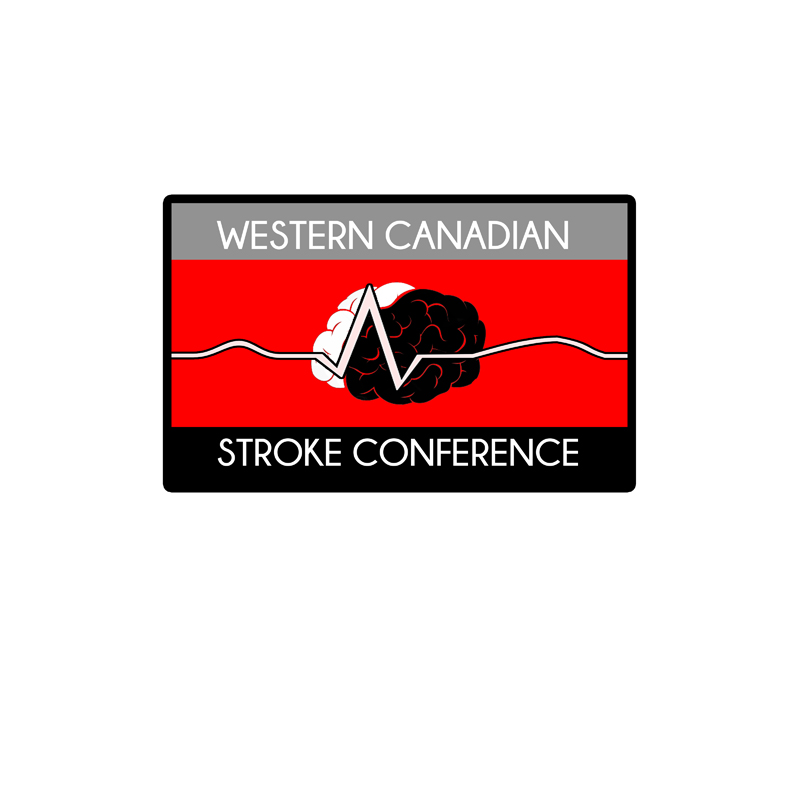 Logo Design by Utkarsh Bhandari - Entry No. 8 in the Logo Design Contest Artistic Logo Design for Western Canadian Stroke Conference.