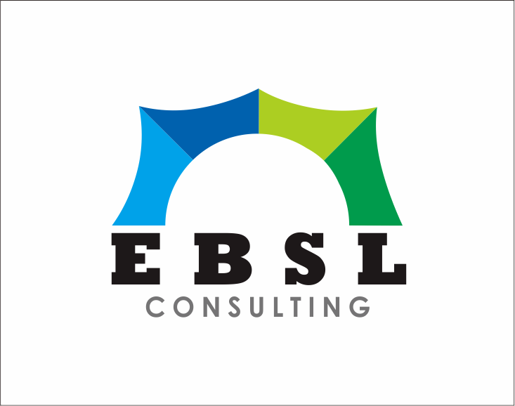 Logo Design by Armada Jamaluddin - Entry No. 20 in the Logo Design Contest EBSL Consulting Logo Design.