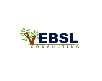 Logo Design by Parag Sohani - Entry No. 21 in the Logo Design Contest EBSL Consulting Logo Design.