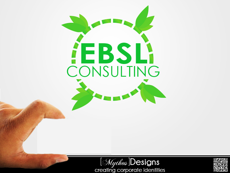 Logo Design by Mythos Designs - Entry No. 23 in the Logo Design Contest EBSL Consulting Logo Design.