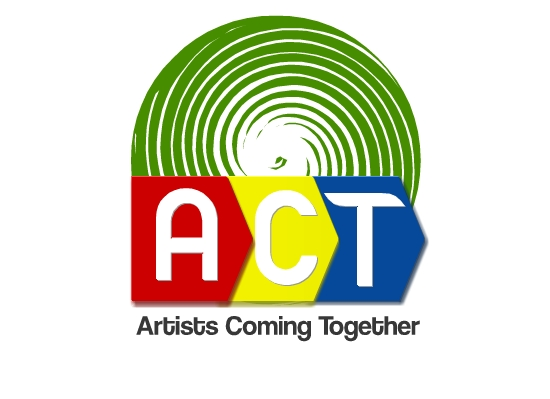 Logo Design by Ismail Adhi Wibowo - Entry No. 2 in the Logo Design Contest Creative Logo Design for A.C.T. Artists Coming Together.