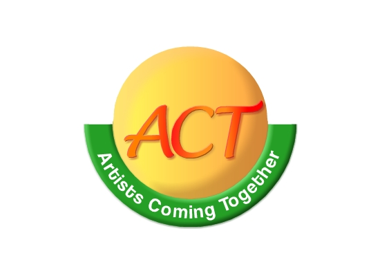 Logo Design by Ismail Adhi Wibowo - Entry No. 3 in the Logo Design Contest Creative Logo Design for A.C.T. Artists Coming Together.