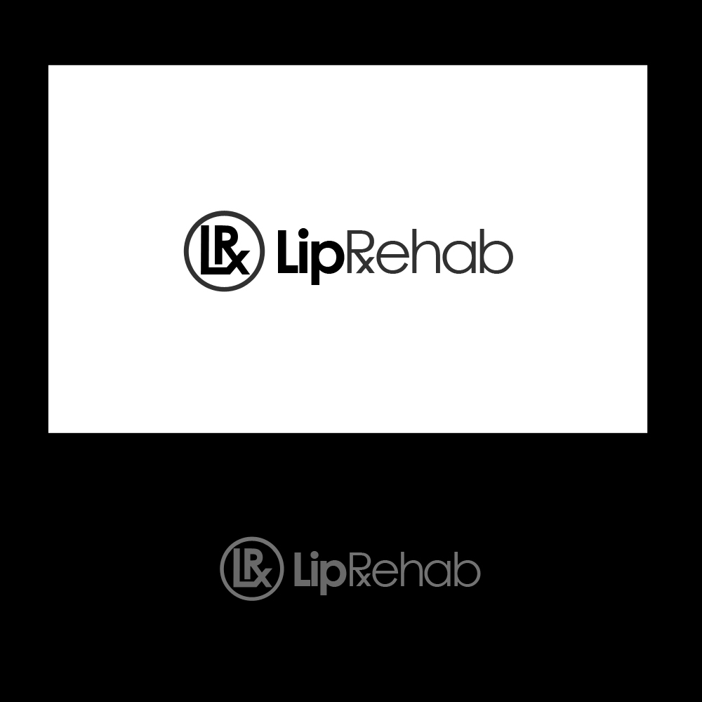Logo Design by omARTist - Entry No. 113 in the Logo Design Contest Creative Logo Design for Lip Rehab.