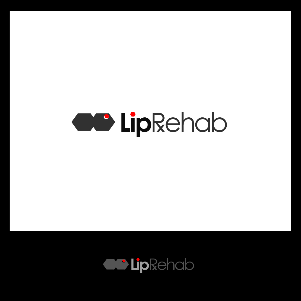 Logo Design by omARTist - Entry No. 114 in the Logo Design Contest Creative Logo Design for Lip Rehab.