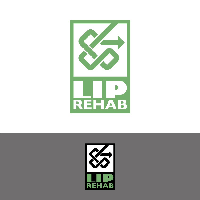 Logo Design by Kalinoe - Entry No. 121 in the Logo Design Contest Creative Logo Design for Lip Rehab.