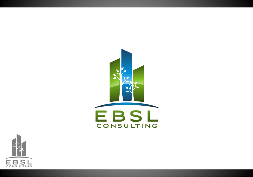 Logo Design by graphicleaf - Entry No. 27 in the Logo Design Contest EBSL Consulting Logo Design.