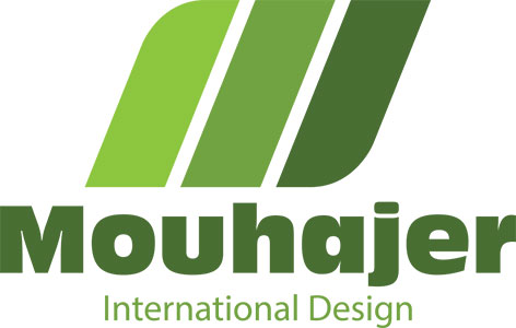 Logo Design by Mohamed Sheikh - Entry No. 32 in the Logo Design Contest Unique Logo Design Wanted for Mouhajer International Design.