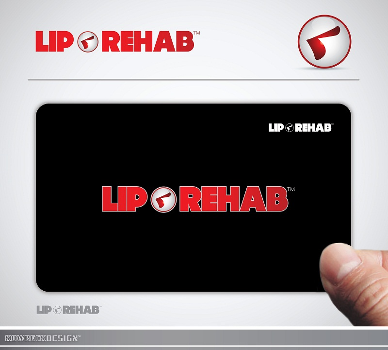 Logo Design by kowreck - Entry No. 122 in the Logo Design Contest Creative Logo Design for Lip Rehab.