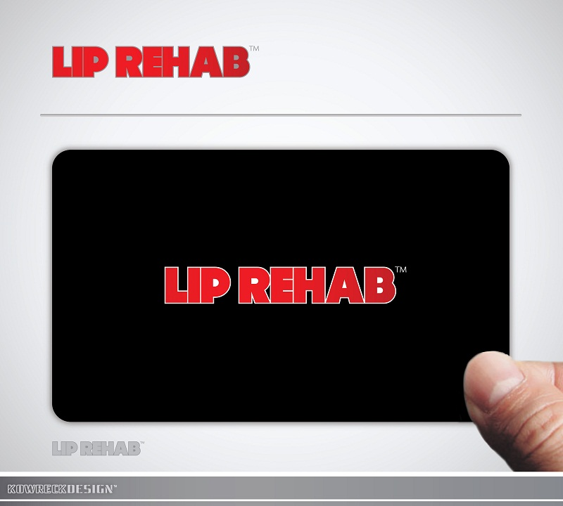 Logo Design by kowreck - Entry No. 123 in the Logo Design Contest Creative Logo Design for Lip Rehab.