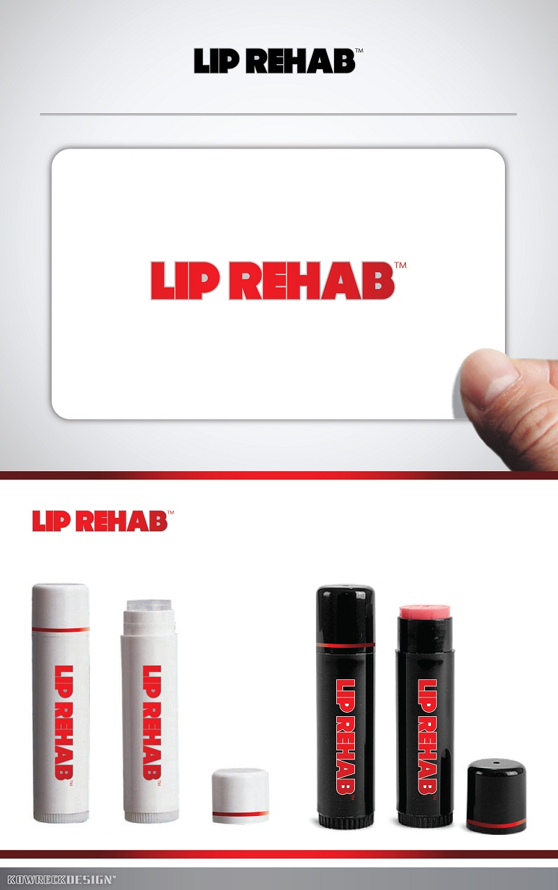 Logo Design by kowreck - Entry No. 124 in the Logo Design Contest Creative Logo Design for Lip Rehab.
