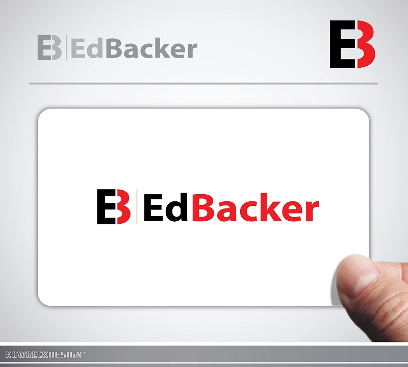 Logo Design by kowreck - Entry No. 177 in the Logo Design Contest New Logo Design for edbacker.
