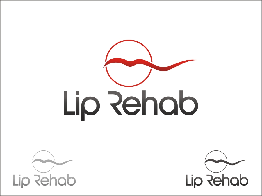 Logo Design by RED HORSE design studio - Entry No. 125 in the Logo Design Contest Creative Logo Design for Lip Rehab.
