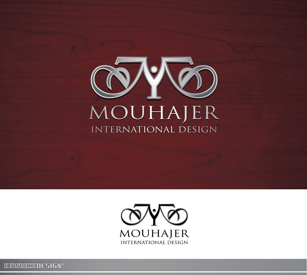 Logo Design by kowreck - Entry No. 33 in the Logo Design Contest Unique Logo Design Wanted for Mouhajer International Design.