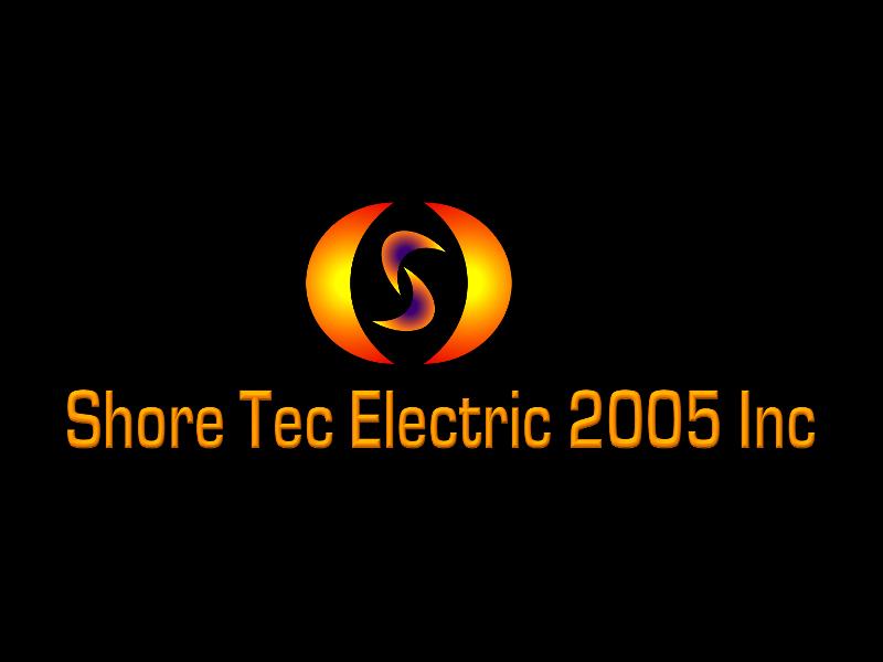 Logo Design by openartposter - Entry No. 1 in the Logo Design Contest Shore Tec Electric 2005 Inc.