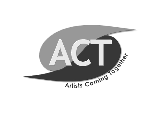 Logo Design by Ismail Adhi Wibowo - Entry No. 4 in the Logo Design Contest Creative Logo Design for A.C.T. Artists Coming Together.