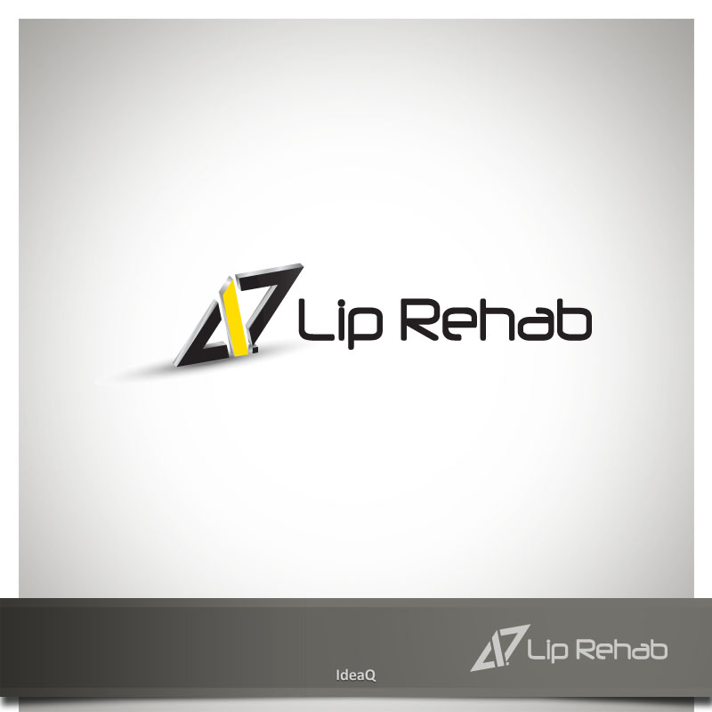 Logo Design by Private User - Entry No. 126 in the Logo Design Contest Creative Logo Design for Lip Rehab.
