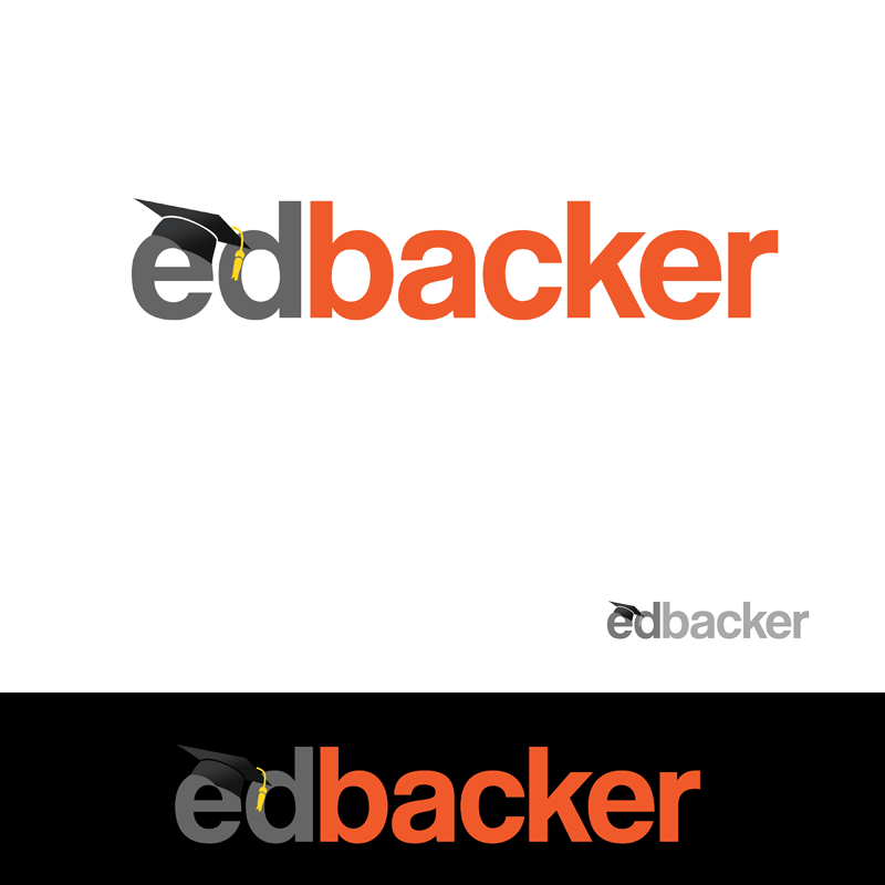 Logo Design by Private User - Entry No. 179 in the Logo Design Contest New Logo Design for edbacker.
