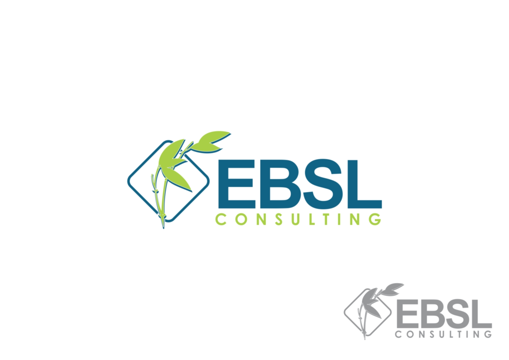 Logo Design by Private User - Entry No. 29 in the Logo Design Contest EBSL Consulting Logo Design.