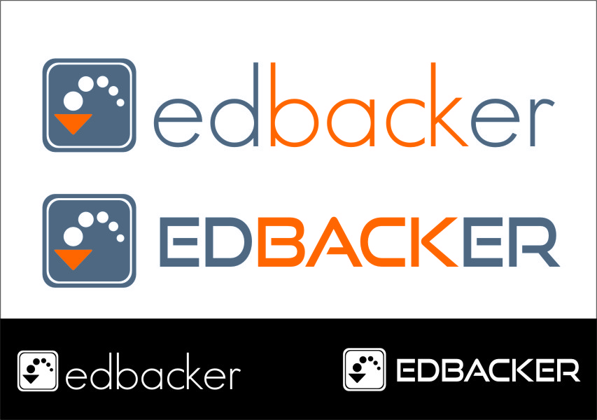 Logo Design by RasYa Muhammad Athaya - Entry No. 180 in the Logo Design Contest New Logo Design for edbacker.