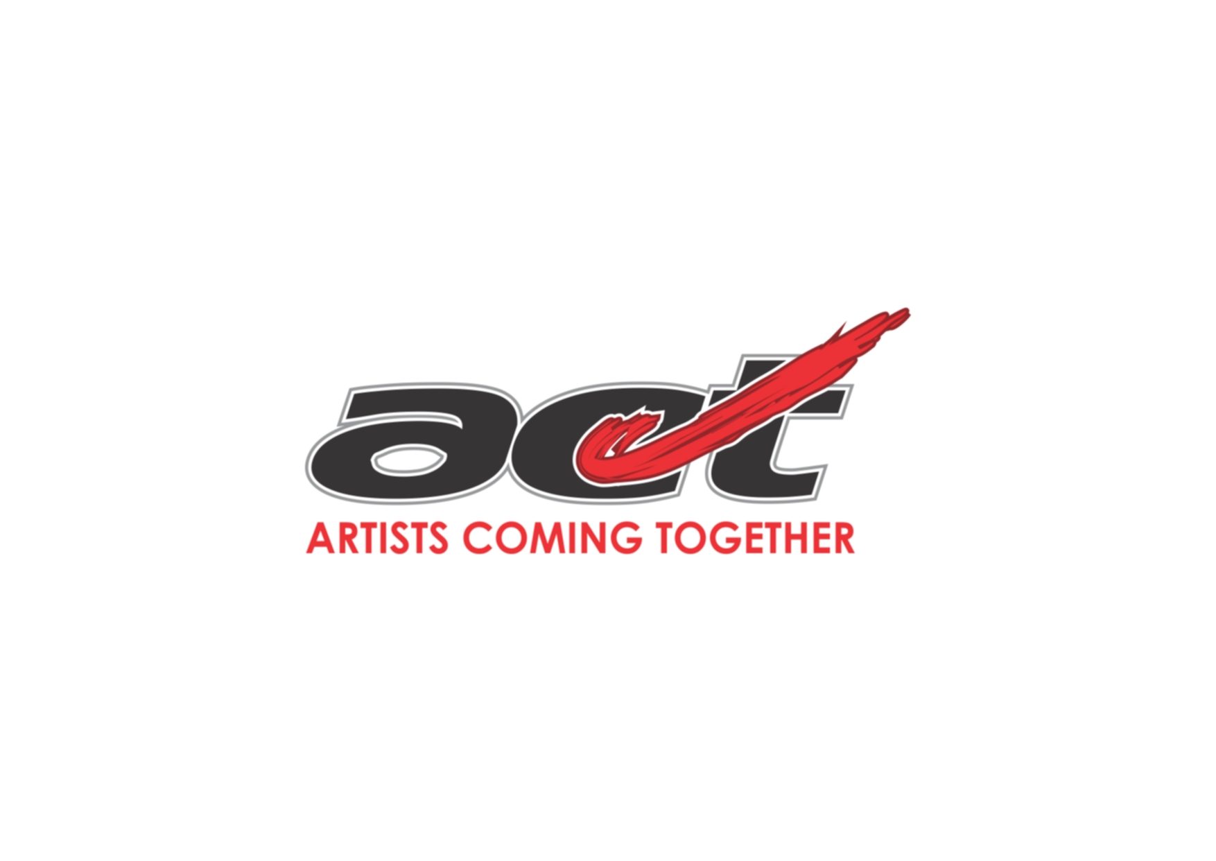 Logo Design by Private User - Entry No. 5 in the Logo Design Contest Creative Logo Design for A.C.T. Artists Coming Together.