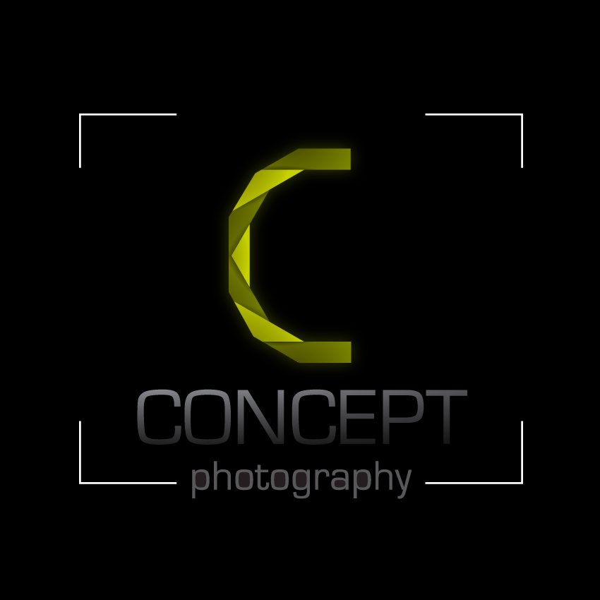 Logo Design by Marzac2 - Entry No. 75 in the Logo Design Contest Concept Photography Inc..