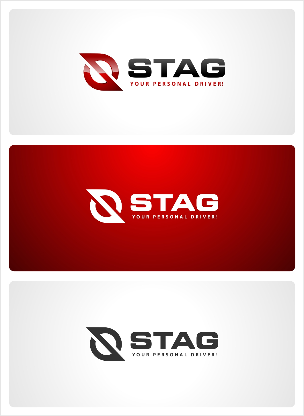 Logo Design by haidu - Entry No. 214 in the Logo Design Contest Unique Logo Design Wanted for Stag.