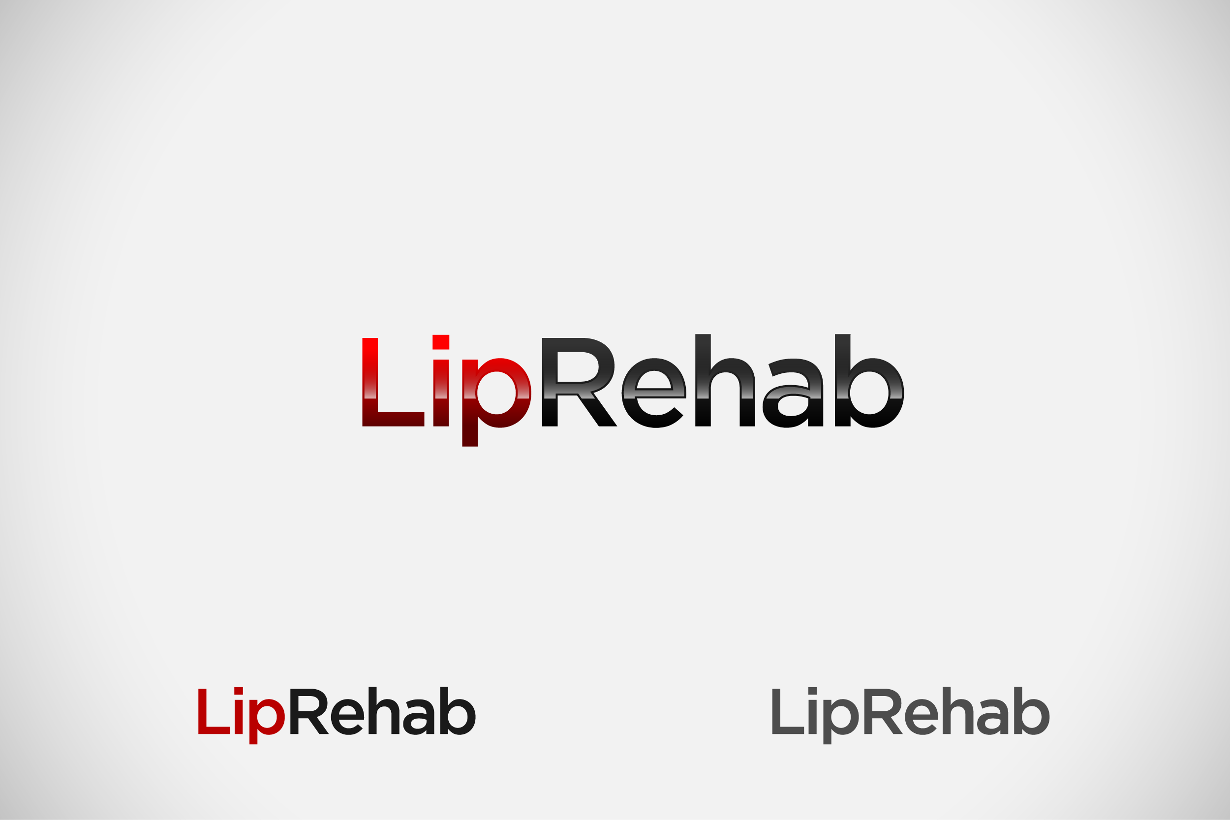 Logo Design by Private User - Entry No. 127 in the Logo Design Contest Creative Logo Design for Lip Rehab.