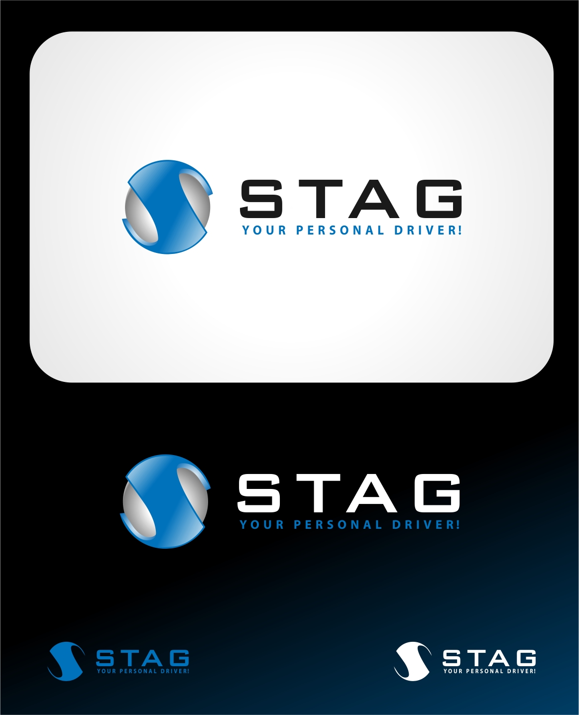 Logo Design by haidu - Entry No. 215 in the Logo Design Contest Unique Logo Design Wanted for Stag.