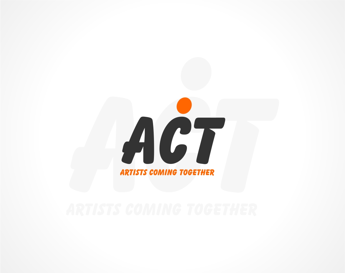 Logo Design by haidu - Entry No. 6 in the Logo Design Contest Creative Logo Design for A.C.T. Artists Coming Together.