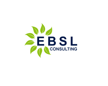 Logo Design by Parag Sohani - Entry No. 30 in the Logo Design Contest EBSL Consulting Logo Design.