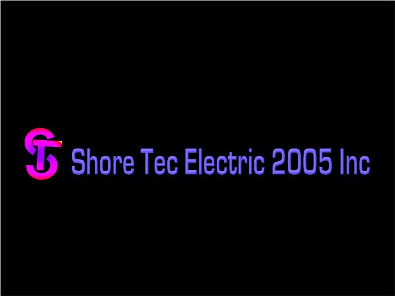Logo Design by openartposter - Entry No. 3 in the Logo Design Contest Shore Tec Electric 2005 Inc.