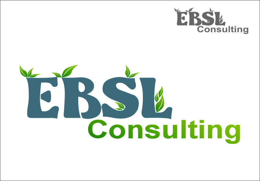 Logo Design by RasYa Muhammad Athaya - Entry No. 32 in the Logo Design Contest EBSL Consulting Logo Design.