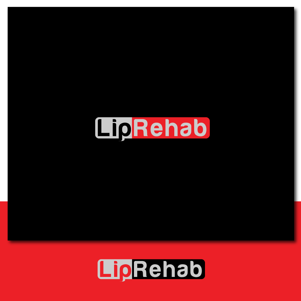 Logo Design by rockin - Entry No. 130 in the Logo Design Contest Creative Logo Design for Lip Rehab.