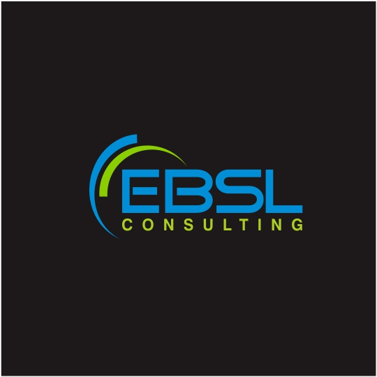 Logo Design by ronny - Entry No. 35 in the Logo Design Contest EBSL Consulting Logo Design.