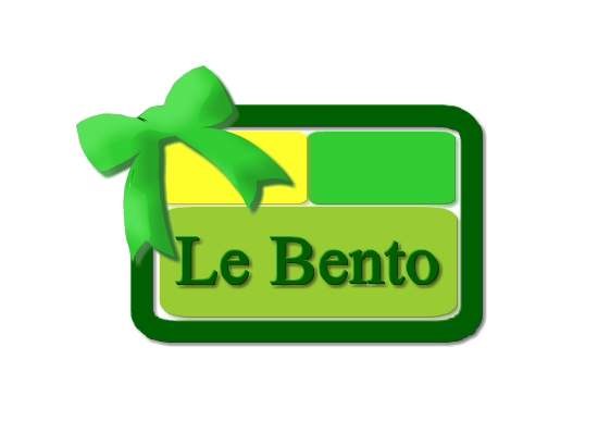 Logo Design by Ismail Adhi Wibowo - Entry No. 7 in the Logo Design Contest Captivating Logo Design for Le Bento.
